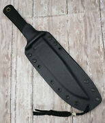 Kydex Sheath With Two C-clips For Cold Steel Recon Scout Handcrafted Csky849