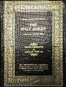 Roman Transliteration Of The Holy Quran With Full Arabic Text - Pre Owned