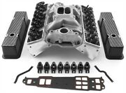 Speedmaster 1-435-003 Outlaw Series Top End Engine Combo Kit Small Block Chevy 3