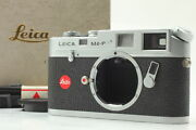 Rare [mint] Leica M-4p 70th Year Limited Rangefinder 35mm Film Camera From Japan