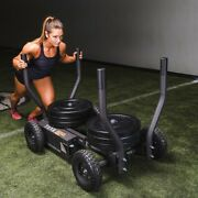 Torque Fitness Tank M4 Multi Surface Sled Performance Fitness Gym New For 2021