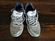 Asics Gel-kayano 16 Duomax Green/blue/white Running Shoes Sneakers Womenand039s 4.5