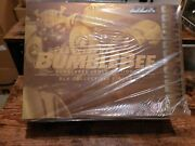 Gold Edition Bumblebee Dlx Scale Collectible Figure Limited Very Rare Threezero