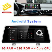 Android Car Gps Player Video Wireless Carplay For Bmw 7 Series G11 2016-20 Evo