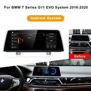 Android Car Gps Navi Video Player Wifi Carplay For Bmw 7 Series G11 Evo System
