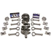 Scat 1-43704bi Rotating Assembly Street Kit Gm Ls Series W/24 Tooth Reluctor 408