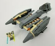 Lego Star Wars 8095 General Grievous' Starfighter Ship Only With One Minifig