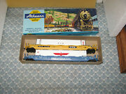 Ho 2 Athearn 48' Gunderson Husky Stack Csx Intermodal+ttx With Containers