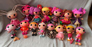 Lalaloopsy Dolls Bundle - 15 Dolls Including Prairie Dusty Trails Andso Many More