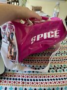 1997 Rare Spice Girls Official Merchandise Roll Gym Bag 90s Vintage New With Tag