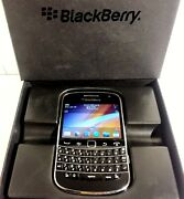 Blackberry Bold 9900 And Accessories And Box Perfect Condition