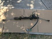 90-97 Mazda Mx-5 Miata Oem Power Steering Rack And Pinion With Tie Rod And Ps Line