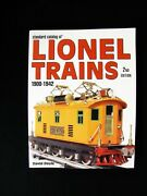 Standard Catalog Of Lionel Trains 1900-1942 By David Doyle Very Good + 2nd Ed