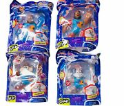 Space Jam Heroes Of Goo Jit Zu A New Legacy Complete Set W Lebron James Power Up