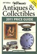 Warmans Antiques And Collectibles Price Guide Krause