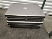 5 X Dell Latitude D830 Core2 Duo D820 M4300 @2.0ghz 2gb 80gb Boot 2 Bios As Is