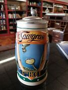 Michelob Pga Tour Beer Stein With Lid. Sawgrass 17th Hole