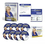 Suze Orman Ultimate Retirement Guide- 8 Cd Set With Hardback Book