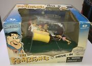 Vintage The Flinstones At The Drive In Toy New In Box Collectible