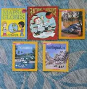 Learning Books For Kids Maps And Globes Fractions In Disguise Floods...