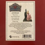 Jim Shore Disney Traditions 'sorcery And Serenity' Aurora And Maleficent New