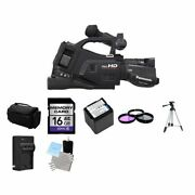 Panasonic Ag Ac7 Camcorder 16gb Package