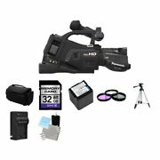 Panasonic Ag Ac7 Camcorder 32gb Package