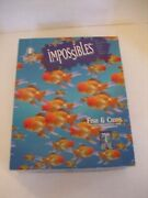 Vintage Bepuzzled Impossibles Fish And Chips Borderless Puzzle 750 + Piece Nwip