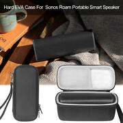 Carrying Case Storage Bag Pouch Sleeve For Sonos Roam Wireless Bluetooth Speaker