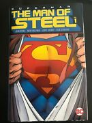 Superman Man Of Steel Vol. 1 By John Byrne Hardcover Excellent Condition