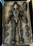 Hot Toys Superman Man Of Steel Movie General Zod 16 Scale Action Figure Mms216