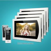 Homsecur 7 Wired Recording And Snapshot Video Door Entry Security Intercom