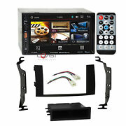 Power Acoustik Android Phonelink Stereo Dash Kit Harness For 04-09 Toyota Prius