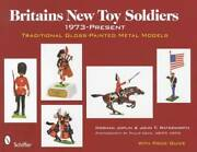 Britains Toy Soldiers Collector Guide 1973-up Civil War And Others 3,200 Figures