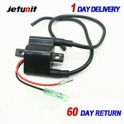 9.9hp 15hp 25hp 48hp For Yamaha Outboard Ignition Coil 6e7-85570-19-00 1984-1996