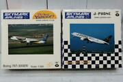 Sets Of Airplane Models Skymark Airline Wrapping 1/500 E10701