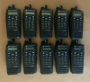 Motorola Xpr6580 Tbro Gps 800mhz Complete Aah55uch9lb1an - 10 Pc