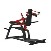 Impulse Sterling V Squat Machine Plate Loading 300kg Weight Capacity Fitness Gym