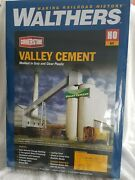 Walthers Ho 933-3098 Valley Cement New Factory Cellophane Sealed Kit