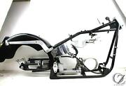 00 Titan Motorcycle Co. Phoenix Softail Chopper Frame Chassis Builders Kit Slv T