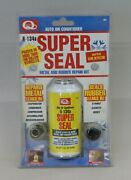 Quest R134a A/c Super Seal Kit For Metal And Rubber Leaks Stop Leak Kit L-3664
