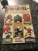 Marvel Tales 72 Page Annual 1 Comic Low Grade Big Key Issue