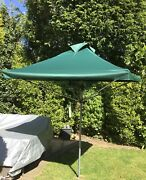 Sydri Rotary Airer With Rain Cover Canopyandhellip Prevent The Rain And Bird Poo