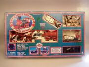 Christmas Magic Express Train Set 5410 By Toy State, Ltd. In Original Box