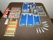 Car Auto Ac Delco Champion Huge Lot Of Spark Plugs New Unused Approx 110