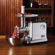 12 1 Hp Electric Meat Grinder And Sausage Stuffer