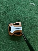 2019 Taylormade Spider X Putter Lh Copper 34andrdquo - Left Hand