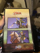 First Four Figures Link On Epona Master Arts Center Piece