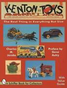Antique Kenton Cast Iron Toys Collector Guide Incl Banks Stoves Cars And More