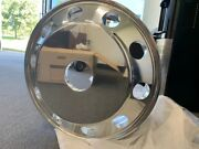 New Dually Wheels Classic Alcoa Style 22 And 24 10 Lug New Larger Round Holes